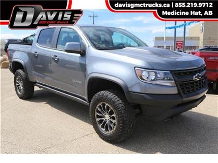 2019 Chevrolet Colorado ZR2 (Stk: 175143) in Medicine Hat - Image 1 of 18