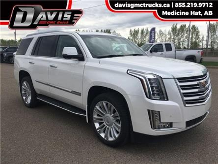 2016 Cadillac Escalade Platinum (Stk: 168238) in Medicine Hat - Image 1 of 33