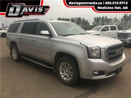 2017 GMC Yukon XL SLT (Stk: 167385) in Medicine Hat - Image 1 of 28