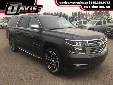 2016 Chevrolet Suburban LTZ (Stk: 169545) in Medicine Hat - Image 1 of 28
