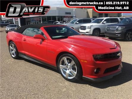 2011 Chevrolet Camaro SS (Stk: 67362) in Medicine Hat - Image 1 of 20