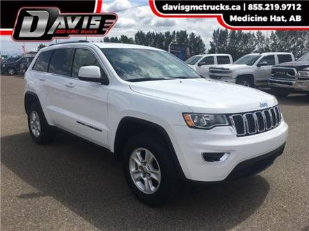 2017 Jeep Grand Cherokee Laredo (Stk: 176765) in Medicine Hat - Image 1 of 28