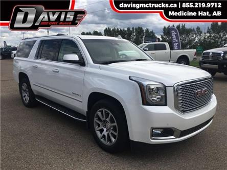 2017 GMC Yukon XL Denali (Stk: 154633) in Medicine Hat - Image 1 of 28