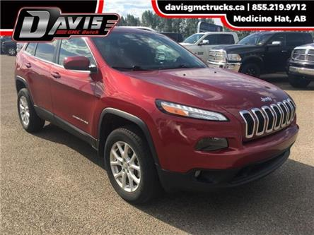 2015 Jeep Cherokee North (Stk: 177189) in Medicine Hat - Image 1 of 26