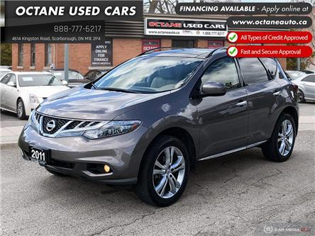 2011 Nissan Murano LE (Stk: ) in Scarborough - Image 1 of 25