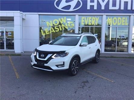 2018 Nissan Rogue SL (Stk: H12093A) in Peterborough - Image 1 of 16