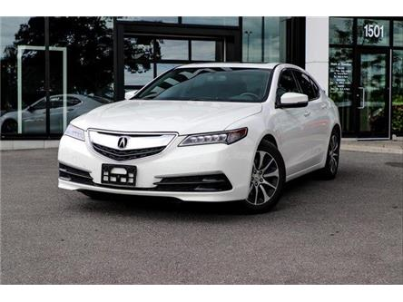 2015 Acura TLX Base (Stk: 3846A) in Ottawa - Image 1 of 24