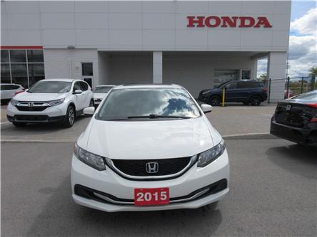 2015 Honda Civic EX (Stk: SS3610) in Ottawa - Image 1 of 18