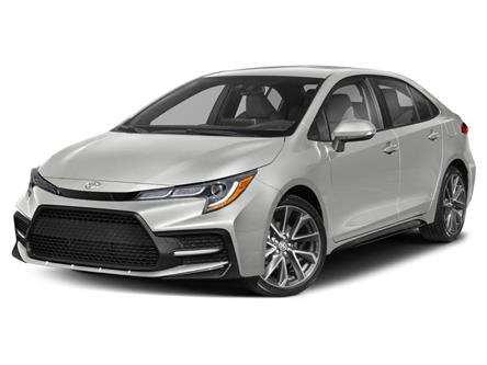 2020 Toyota Corolla SE (Stk: 20104) in Bowmanville - Image 1 of 8