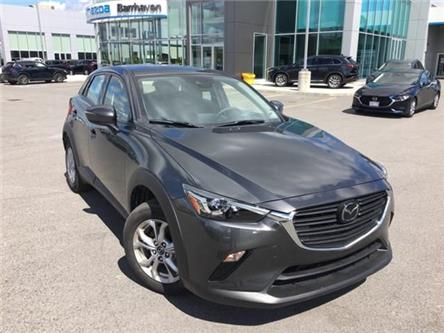 2019 Mazda CX-3 GS (Stk: 1813) in Ottawa - Image 1 of 11