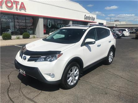 2014 Toyota RAV4  (Stk: P0055630) in Cambridge - Image 2 of 15