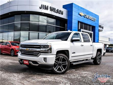2018 Chevrolet Silverado 1500 High Country (Stk: 2018117) in Orillia - Image 1 of 27