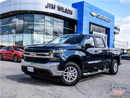 2019 Chevrolet Silverado 1500 LT (Stk: 2019743) in Orillia - Image 1 of 27