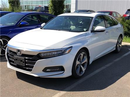 2019 Honda Accord Touring 1.5T (Stk: I190251) in Mississauga - Image 1 of 4