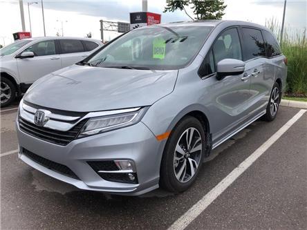 2019 Honda Odyssey Touring (Stk: I190032) in Mississauga - Image 1 of 5