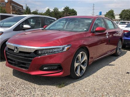 2019 Honda Accord Touring 1.5T (Stk: I190291) in Mississauga - Image 1 of 5