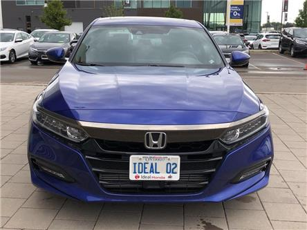 2019 Honda Accord Sport 1.5T (Stk: I190705) in Mississauga - Image 2 of 5