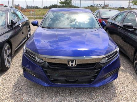 2019 Honda Accord Sport 1.5T (Stk: I191393) in Mississauga - Image 2 of 5