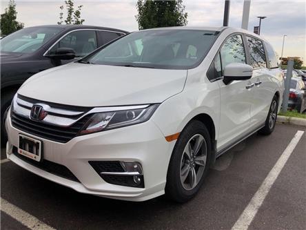 2019 Honda Odyssey EX-L (Stk: I190682) in Mississauga - Image 1 of 5