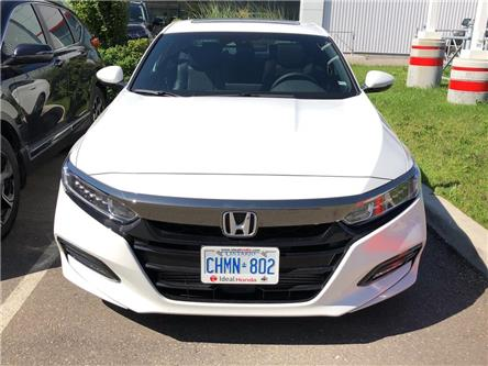 2019 Honda Accord Sport 1.5T (Stk: I191395) in Mississauga - Image 1 of 3
