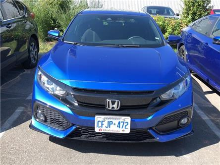 2019 Honda Civic Sport (Stk: I191012) in Mississauga - Image 2 of 4