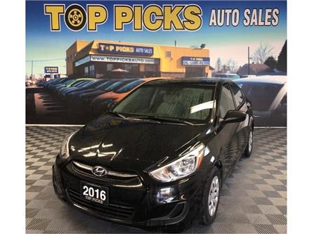 2016 Hyundai Accent  (Stk: 954431) in NORTH BAY - Image 1 of 25