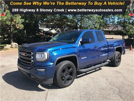 2017 GMC Sierra 1500 Back up Cam| Clean Car Fax| 5.3L| Running Boards (Stk: 5484) in Stoney Creek - Image 1 of 21