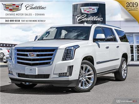 2019 Cadillac Escalade ESV Premium Luxury (Stk: T9200441) in Oshawa - Image 1 of 19