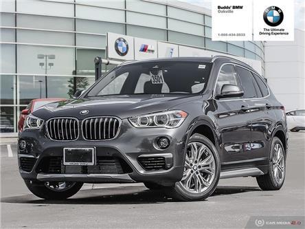2019 BMW X1 xDrive28i (Stk: T7108871) in Oakville - Image 1 of 27