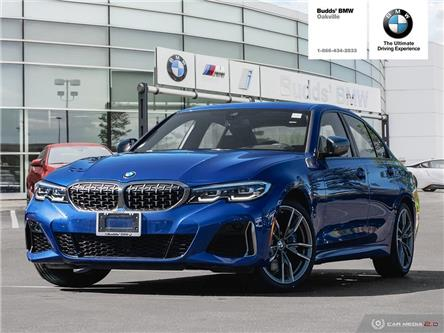 2020 BMW M340i xDrive (Stk: B699757D) in Oakville - Image 1 of 28