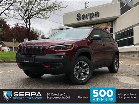 2019 Jeep Cherokee Trailhawk (Stk: 194042) in Toronto - Image 1 of 19