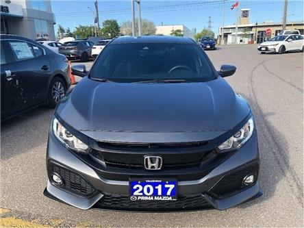 2017 Honda Civic Sport (Stk: 19-525A) in Woodbridge - Image 2 of 30