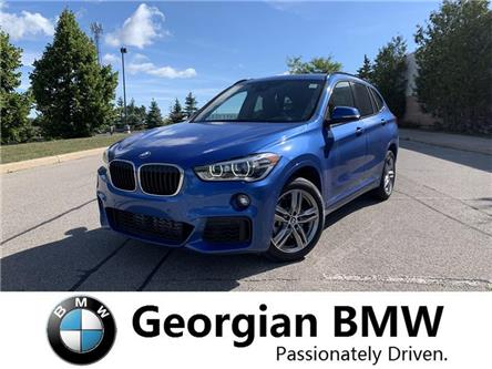 2019 BMW X1 xDrive28i (Stk: B19250) in Barrie - Image 1 of 13
