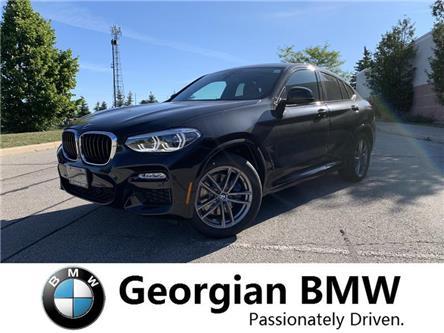 2019 BMW X4 xDrive30i (Stk: B19264) in Barrie - Image 1 of 13
