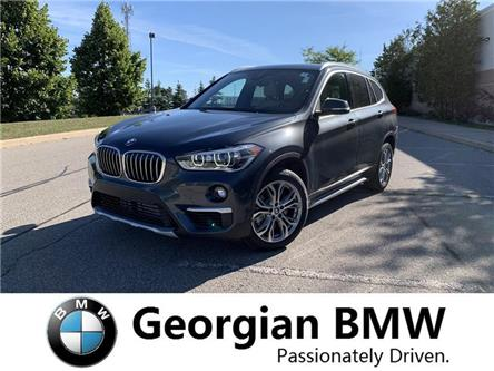 2019 BMW X1 xDrive28i (Stk: B19267) in Barrie - Image 1 of 12