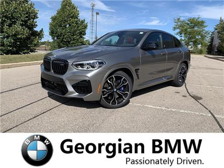 2020 BMW X4 M Competition (Stk: B20014) in Barrie - Image 1 of 16