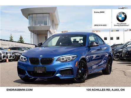 2020 BMW M240i xDrive (Stk: 20382) in Ajax - Image 1 of 21