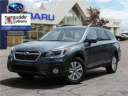 2018 Subaru Outback 2.5i Touring (Stk: O18209R) in Oakville - Image 1 of 30