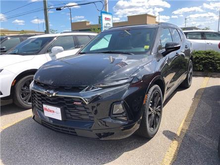 2019 Chevrolet Blazer RS (Stk: 674699) in Milton - Image 1 of 5