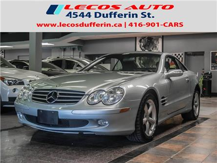 2004 Mercedes-Benz SL-Class Base (Stk: 084803) in Toronto - Image 1 of 26