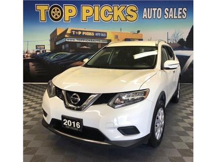 2016 Nissan Rogue S (Stk: 732256) in NORTH BAY - Image 1 of 27