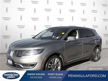 2016 Lincoln MKX Reserve (Stk: 19LI36A) in Owen Sound - Image 1 of 24