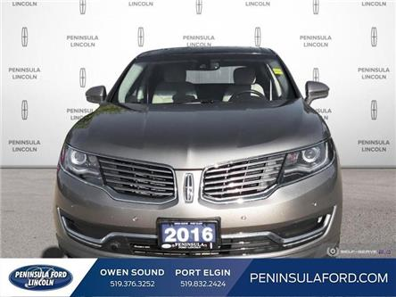 2016 Lincoln MKX Reserve (Stk: 19LI36A) in Owen Sound - Image 2 of 24