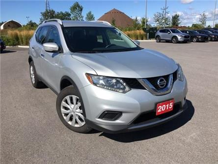 2015 Nissan Rogue S (Stk: 2267A) in Ottawa - Image 1 of 20