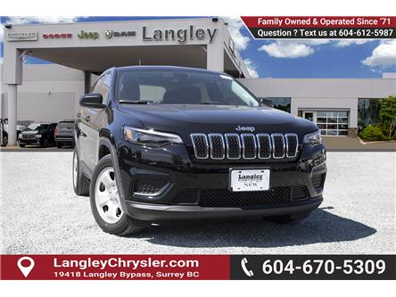 2019 Jeep Cherokee Sport (Stk: K463133) in Surrey - Image 1 of 23