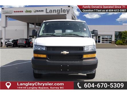 2019 Chevrolet Express 2500 Work Van (Stk: EE910780) in Surrey - Image 2 of 19