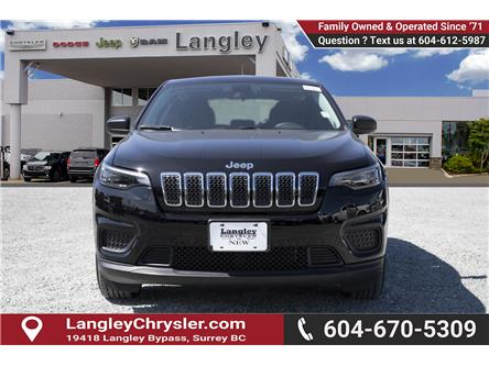 2019 Jeep Cherokee Sport (Stk: K463133) in Surrey - Image 2 of 23
