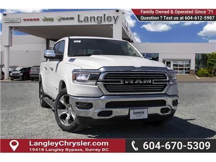 2019 RAM 1500 Laramie (Stk: K750562) in Surrey - Image 1 of 28
