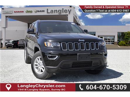 2019 Jeep Grand Cherokee Laredo (Stk: K846558) in Surrey - Image 1 of 23