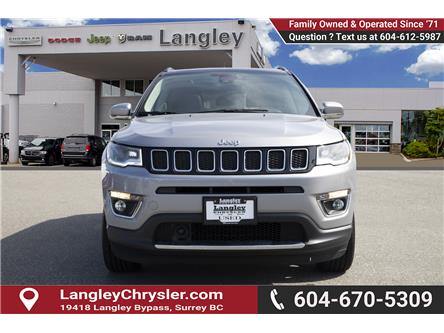 2018 Jeep Compass Limited (Stk: K774472A) in Surrey - Image 2 of 25